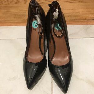 Black heels Dollhouse